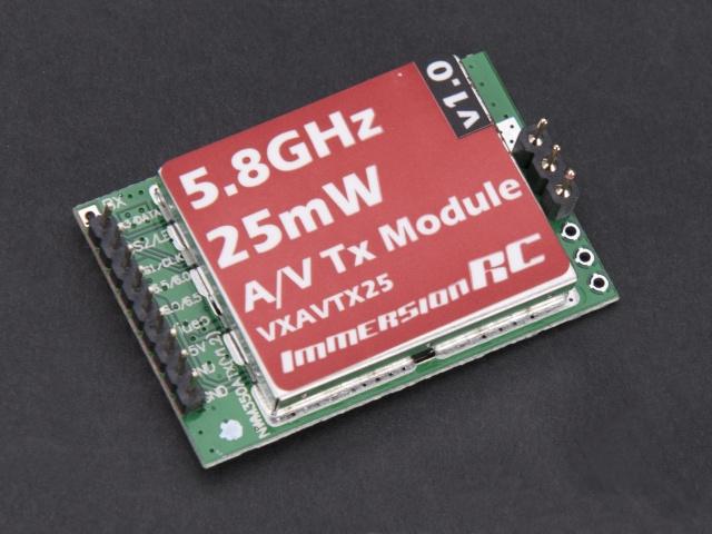 Vortex 250 Pro 25mW Video Transmitter Module
