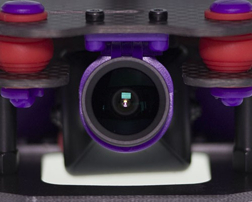 Vortex 250 Pro UmmaGawd Edition, Camera view