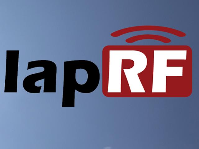 lapRF Logo