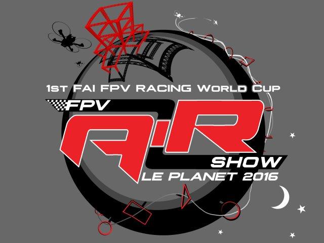 FPVAirShow Logo LePlanet 2016