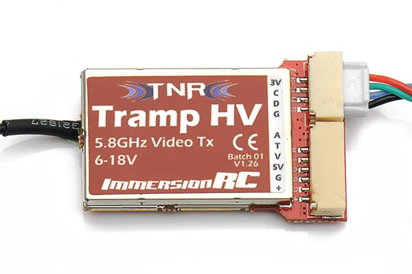 Tramp HV - 5 8GHz Video Transmitter - ImmersionRC Limited