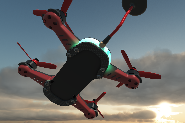 Vortex 180 Mini Racing Quadcopter - ImmersionRC Limited