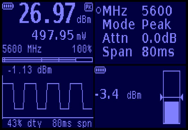 RF Power Meter v2 - ImmersionRC Limited